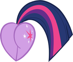 Twilight Sparkle Heart by Rayodragon