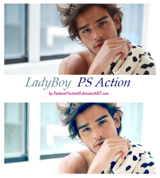 PS Action - LadyBoy by FashionVictim89