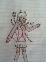 Mangle colored by Tyson208