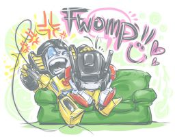 TF: FWOMP by DoodleWEE