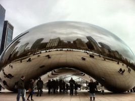 The Bean by cirquedushane