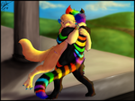 Meet Me At The Station  by punkucats
