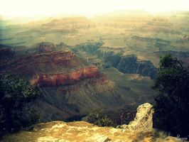 Grand Canyon 6 by SpencerMel