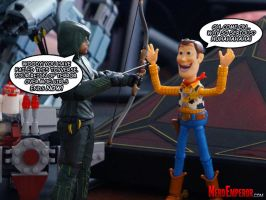 Woody, You Have Failed This City! by ZaEmpera