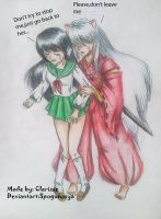 Inuyasha: Go back to your Zombie by spogunasya