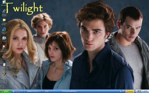 The Offical Cullens by minako55nz