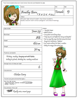 Ao no Exorcist OC sheet:Amethy by ameiliaketchum