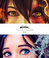 Avatar (Zuko and Katara): Opposites attract by DidsRainfall