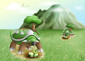Torterra Valley by SonARTic