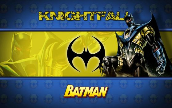 Knightfall Batman! by Superman8193
