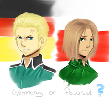 Poland or Germany ? by Acrumme