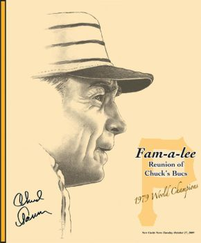 Chuck Tanner by JohnHaunLE