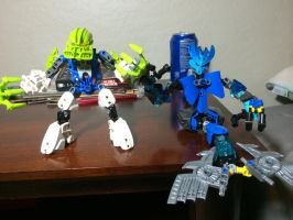 New MOC and Protector of water revamp by CyberZepher
