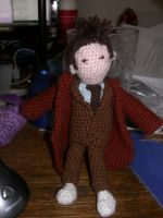 Crochet Doctor has a new coat by aragornsgirl333