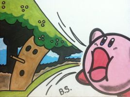Kirby by sampson1721