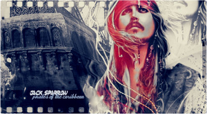 Jack Sparrow by Dany1908