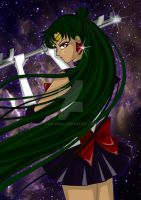 Sailor Pluto by Fulvio84