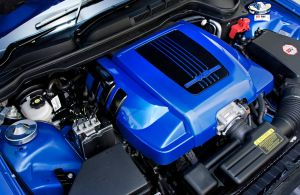 My Custom Engine cover by RaynePhotography
