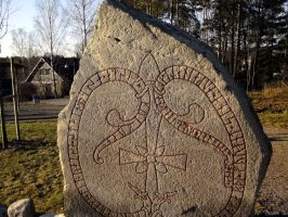 Viking Stone by seabrownthree