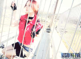 I'll Find You-RE: DC Claire Redfield Cosplay by Hamm-Sammich