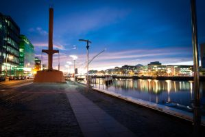 Sir John Rogerson Quay by canyonlord