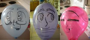 Hetalia Balloons by InvaderSquall5558