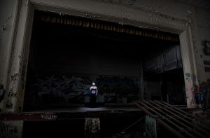 Urban Exploration on Stage by shayne-gray