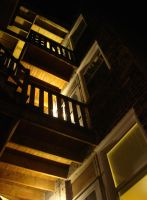 Look Down Your Back Stairs by MoreThanNothing