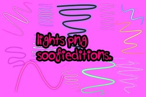 lights png by soofeditions