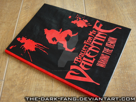 BFMV Waking The Demon Notebook by The-Dark-Fang