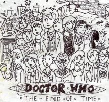 Doctor Who: The End of Time by Zal001