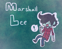 . : M A R S H A L L : . by Freckled-Kat