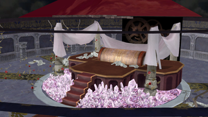Ashes to Ashes stage!! (50 watchers gift!!!!!!!!!) by Kagamineheart