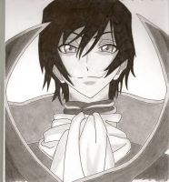 Lelouch Vi Brittania by Flopes1994