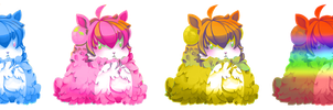 sheep adoptables by Cute-Adoptabels