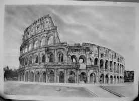 Colosseum by Szura69