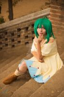 Macross Frontier -  Ranka Lee by Lushors