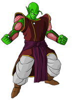 Supreme Piccolo by RobertoVile