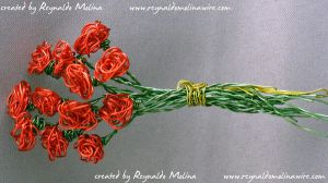 Bouquet of Roses by reynaldomolinawire