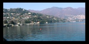 Lake of Como -2- by xAkyx