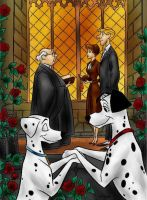 DC - 101 Dalmations (color) by vanillacoke-disney