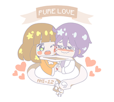 Pure Love by Ani-12