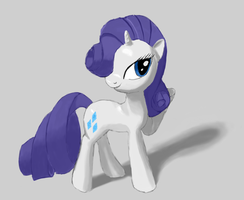 Rarity by Andergrin