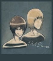 Old Photo :MxM: by andrahilde