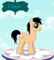 Chase mlp by PiccoloFreakNamick