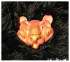 Art Doll kits LION available now by ZombieHun