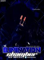 WWE Elimination Chamber 2013 Poster by LockdownGFX