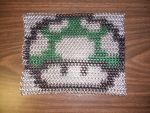 1UP Chainmail Inlay by Lady-Xythis