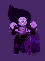 Fave Fusions: Sugulite by CuteSkitty