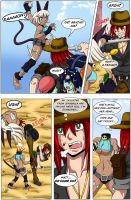 SkullGirls: Trades page 21 by Shouhda